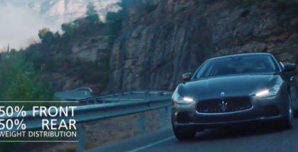 2017 Maserati Ghibli Features and Options