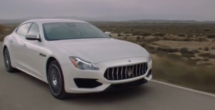 2017 Maserati Quattroporte Features and Options