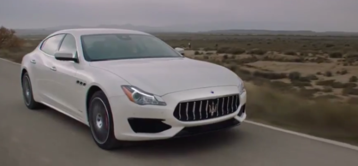 2017 Maserati Quattroporte Features and Options – Video