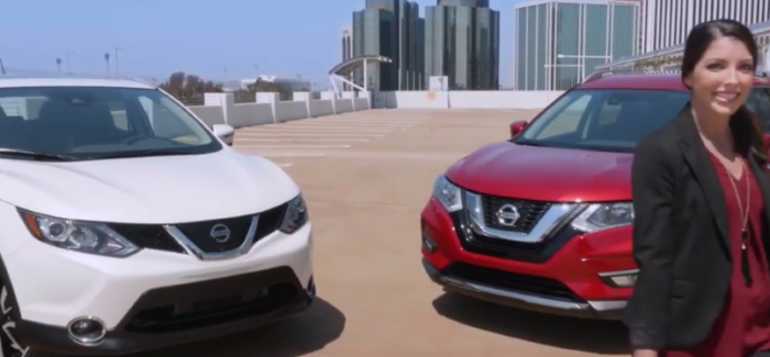 2017 Nissan Rouge & Rouge Sport Overview (1)