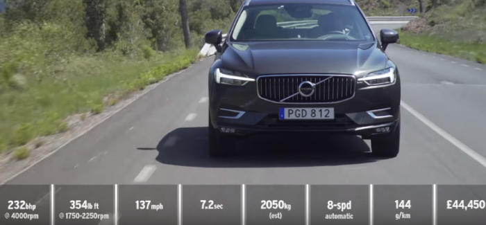 2018 Volvo XC60 D5 Review – Video