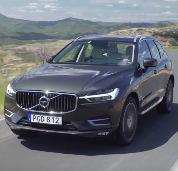 Volvo X60 Lease: 2018 Volvo XC60 D5 Review – Video