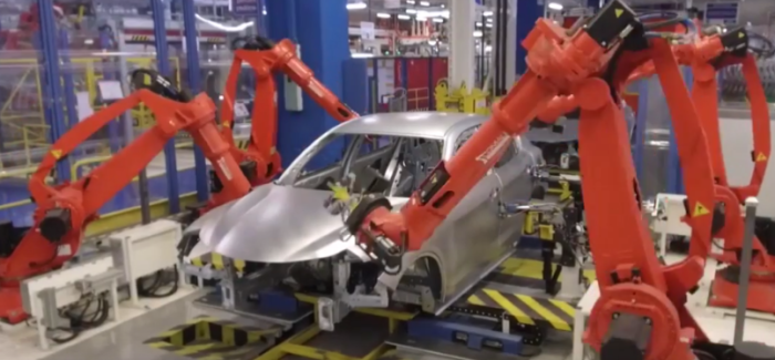 2018 Alfa Romeo Stelvio Production Factory – Video