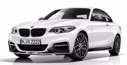 2018 BMW M240i M Performance Edition With 335HP