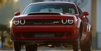2018 Dodge Challenger SRT Demon Will Have Retail Price of $84,995