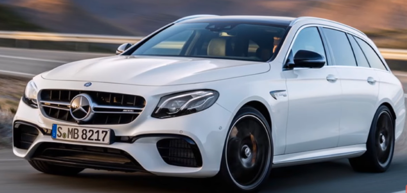 2018 Mercedes Amg E63 S Estate 4matic Edition 1 Dpccars