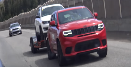 707HP Jeep Grand Cherokee Trackhawk Towing (1)