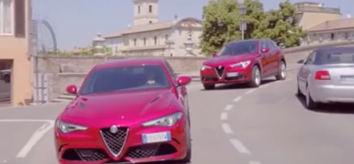 Alfa Romeo & Lancia At Mille Miglia 2017 – Video