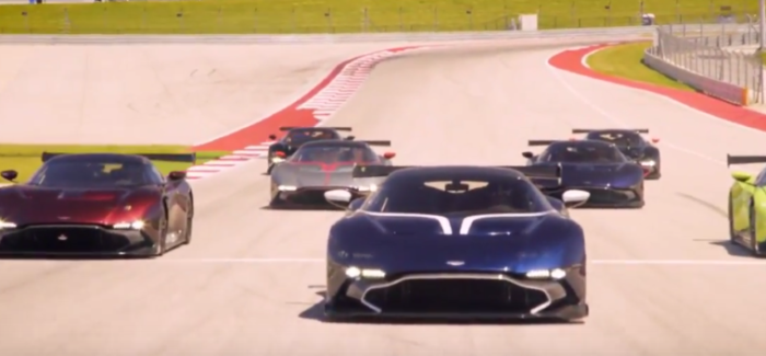 Aston Martin Vulcan Owners Event – Video