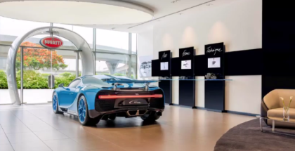 Bugatti's Largest Dealership In Dubai (1)