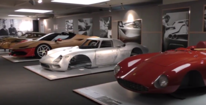 Ferrari Expands Museum In Maranello