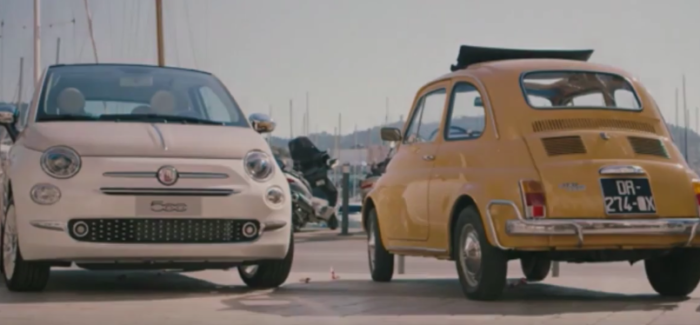 Fiat 500 Forever Young Tour In France – Video