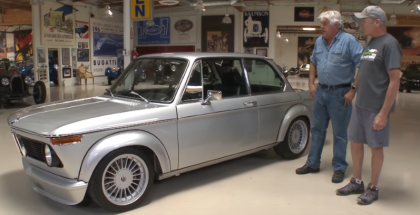 Jay Leno Tuned 1976 BMW 2002 Review (1)