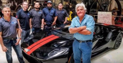 Jay Leno's 2017 Ford GT