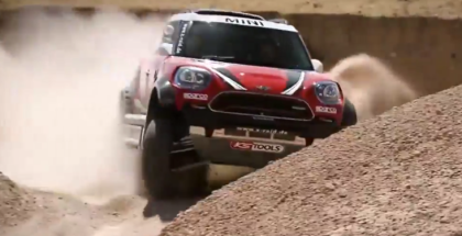 MINI John Cooper Works Rally Off Road Track Test