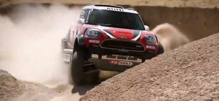 MINI John Cooper Works Rally Off Road Track Test – Video