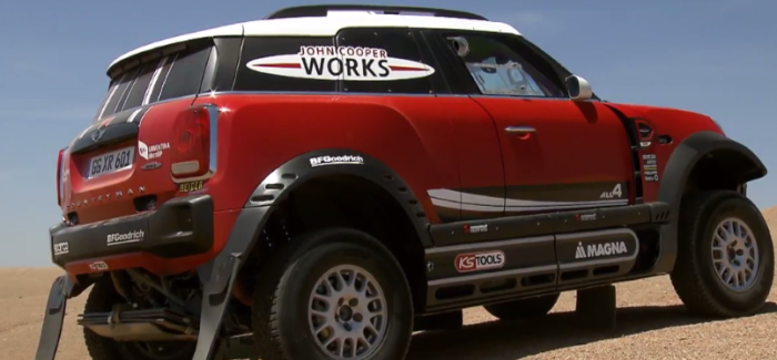 MINI John Cooper Works Rally Track Test – Video