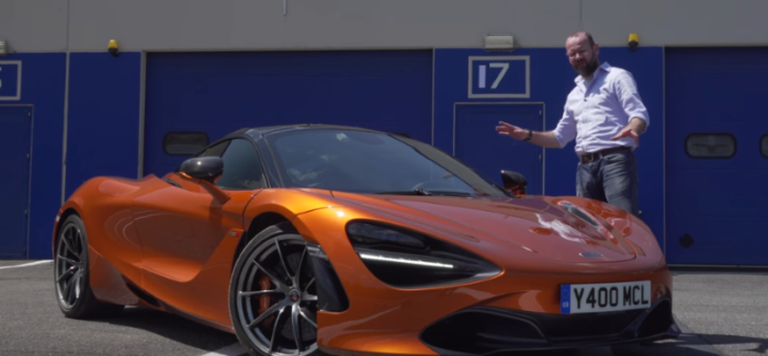 McLaren 720S Review – Video