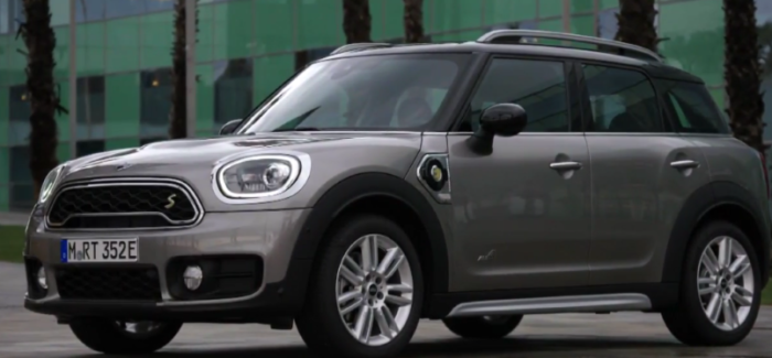 Mini Cooper S E Countryman ALL4 – Video