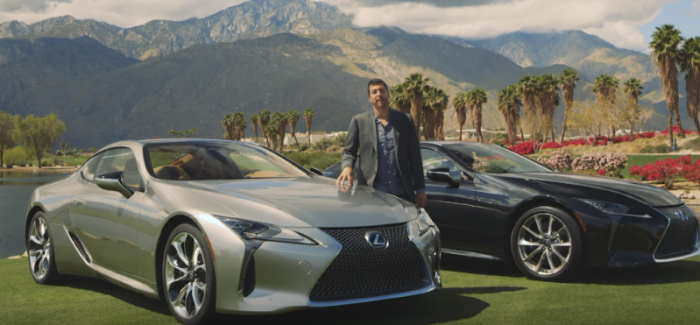 Motor Trend 2018 Lexus LC500 Review – Video