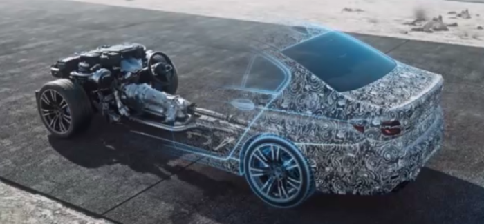 New 2018 BMW M5 With 600 Horsepower & AWD – Video