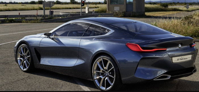 new bmw 8 series concept official video dpccars. Black Bedroom Furniture Sets. Home Design Ideas
