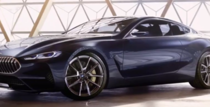 New BMW 8 Series Concept Photos Leaked (1)