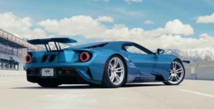 New Ford GT Review (1)