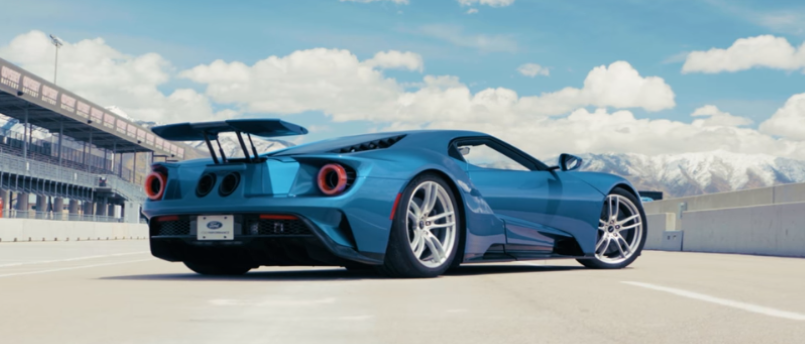 New Ford Gt Reviews Video Dpccars