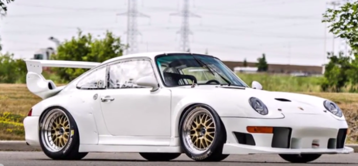Rare Porsche 911 GT2 Evo Sells For $1.45 Million