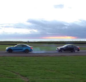Top Gear BMW M2 vs BMW 1M Coupe With Chris Harris1