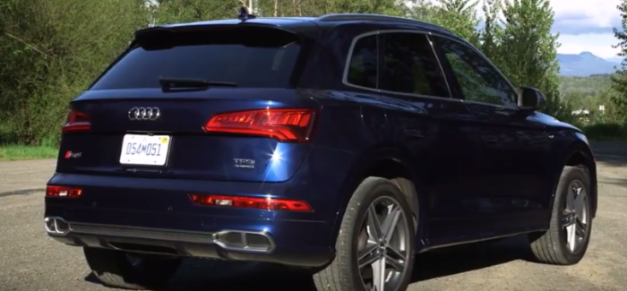 Us Spec 2018 Audi Sq5 Video