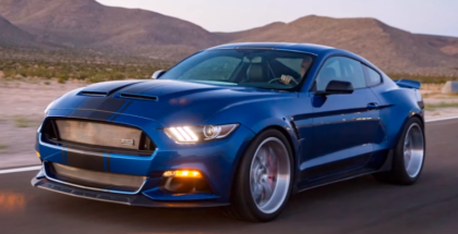 Widebody 2017 Ford Mustang Super Snake Concept