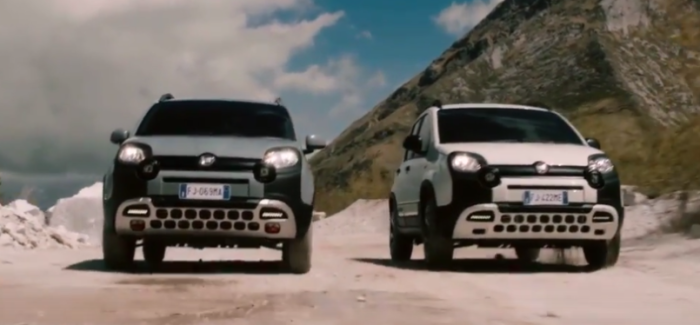 2017 Fiat Panda City Cross 4×2 and Panda Cross 4×4 – Video