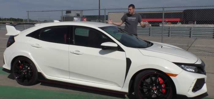 2017 Honda Civic Type R Review (1)