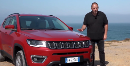 2017 Jeep Compass Limited 4x4 Review & Test Drive