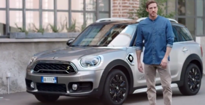 2017 MINI Countryman Plug-in Hybrid Review