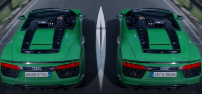 2018 Audi R8 Spyder V10 Plus Video Dpccars