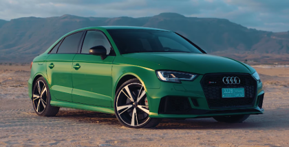 2018 Audi RS3 Review In Oman (1)