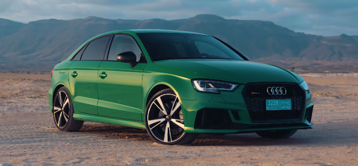 2018 Audi RS3 Review In Oman – Video