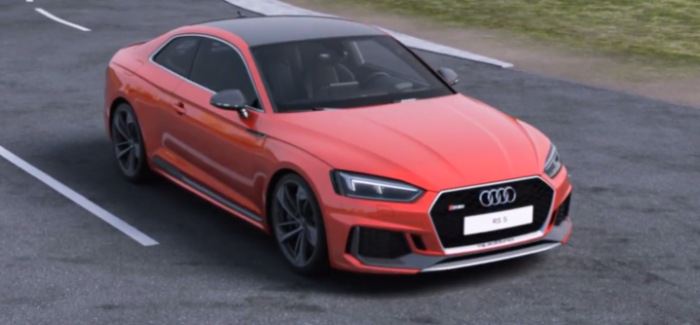 2018 Audi RS5 Coupe Overview - 450HP - 0 To 62mph 3.9 Seconds