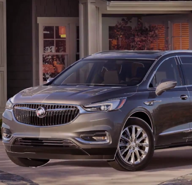 The All New 2018 Buick Enclave: 2018 Buick Enclave Air Ionizer Technology – Video