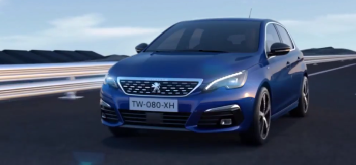 2018 Peugeot 308 Safety Features & Options