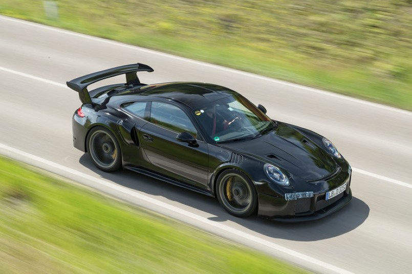 2018 porsche 911 gt2 rs revealed dpccars. Black Bedroom Furniture Sets. Home Design Ideas