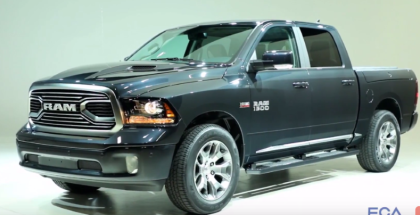 2018 Ram 15002500 Limited Tungsten Editions