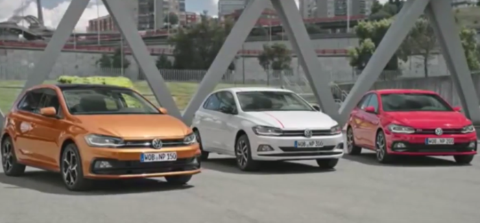 2018 VW Polo – Video