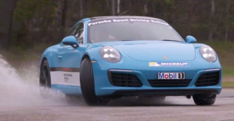Australia Porsche Sport Driving School Video Dpccars