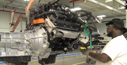 Dodge - Ram 1500 Drivetrain, Chassis, & Suspension Assembly Factory