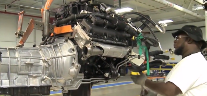 Dodge – Ram 1500 Drivetrain, Chassis, & Suspension Assembly Factory – Video