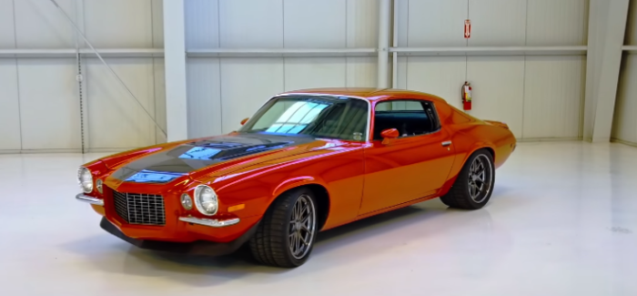 Motor Trend – Project ZL-70 – Chevrolet Camaro – Video